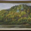 Занога В.И. Дудин монастырь. 2010. Фоторепродукция Татьяны Шепелевой